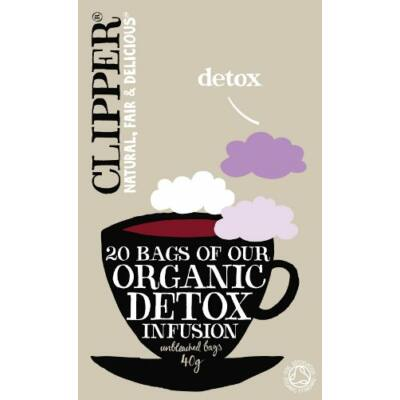 Clipper Bio Detox (Méregtelenítő) Tea 20 db filter