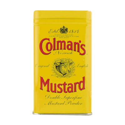 Colman's Mustárpor  - 113g