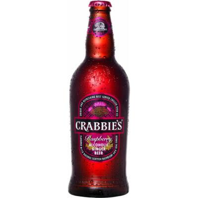 Crabbies Raspberry 330ml