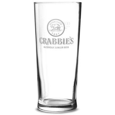 Crabbies pohár