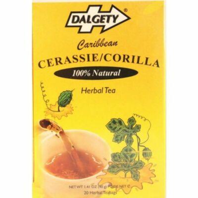 Dalgety Cerassie/Corilla (Keserû dinnye) tea 18 db filter