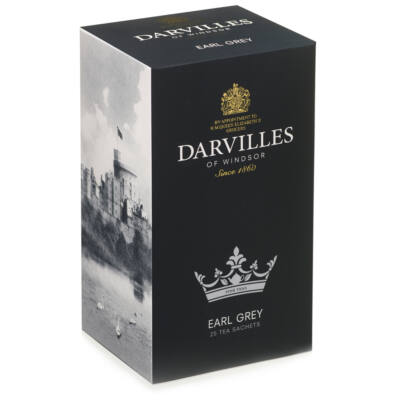 Darvilles Of Windsor Earl Grey Tea 50 db filter