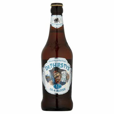 Wychwood Dr Thirstys No.4 Blonde (500ml, 4.1%)