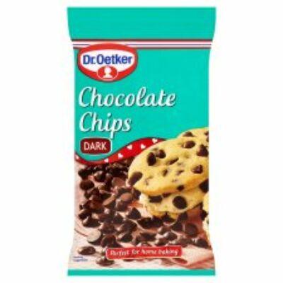 Dr. Oetker Chocolate Chips Dark 100G