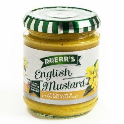 Duerr's English Mustard 185g