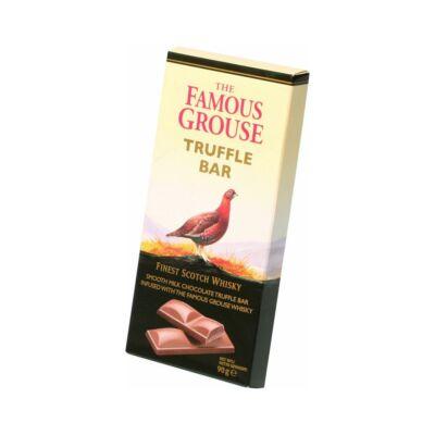 The Famous Grouse Milk Chocolate Truffle Bar 90g