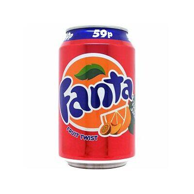 Fanta Fruit Twist 330ml