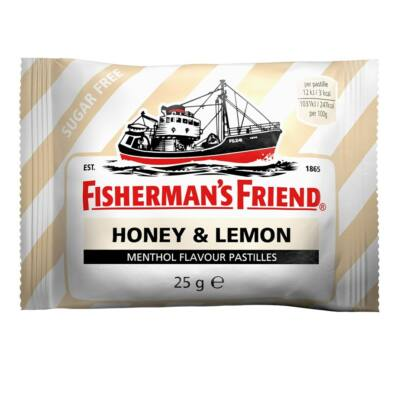 Fisherman's Friend Honey & Lemon 25g