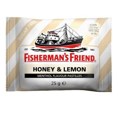 Fisherman's Friend Honey & Lemon 25g