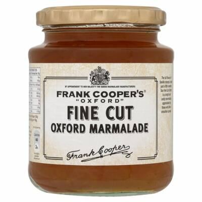 Frank Cooper's Oxford Fine Cut Narancs lekvár 454g