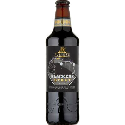 Fullers Black Cab Stout (500ml, 4.5%)