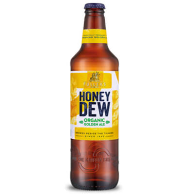 Fullers Organic Honey Dew (Bio sör mézzel) (500ml, 5%)