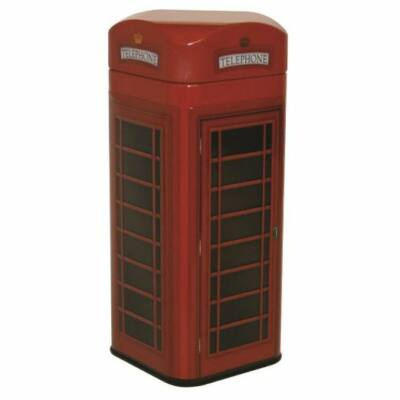 Grandma Wilds English Telephone Box Tin 150g
