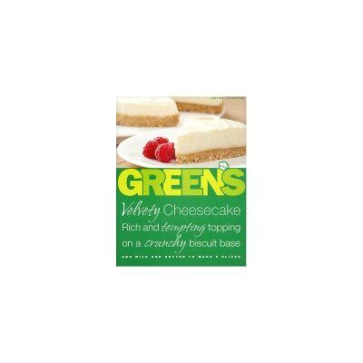 Greens Velvety Cheesecake Mix