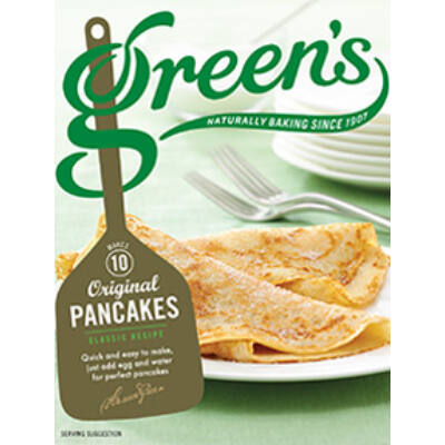 Greens Original Pancake Mix