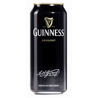 Guinness Draught (440ml, 4.2%)