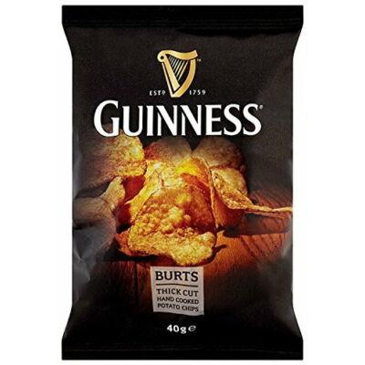 Burts Guinness Chips 40g