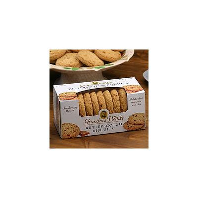 Grandma Wilds Butterscotch (Skót vajas keksz)
