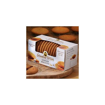 Grandma Wilds Ginger Biscuits (Gyömbéres keksz)