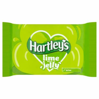 Hartley's Lime Jelly Tab