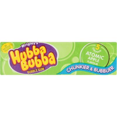 Hubba Bubba Atomic Apple almaízû rágógumi 5db