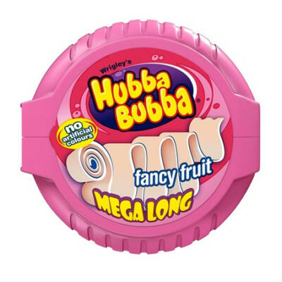 Hubba Bubba Fancy Fruit Tape