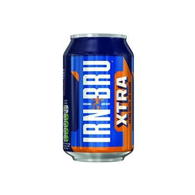 IRN BRU XTRA (cukormentes) 330ml