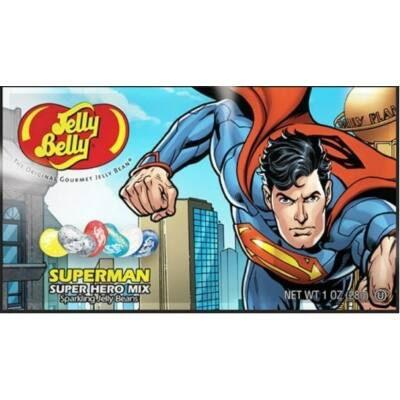 Jelly Belly Super Hero Superman 28g