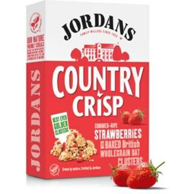 Jordans Country Crisp Strawberries - Epres müzli 400g