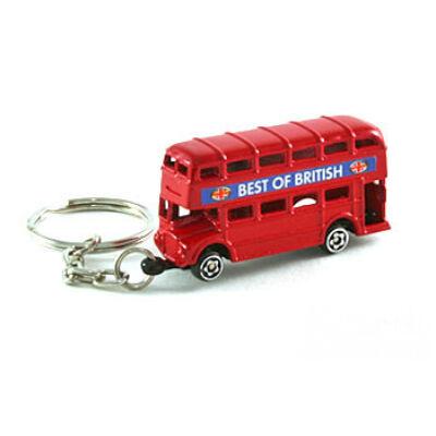 London Bus kulcstartó