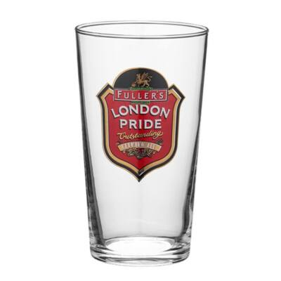 Fullers London Pride Pint Glass (Pohár)