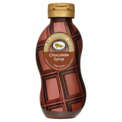 Lyle's Squeezy Chocolate Syrup tejcsokoládé öntet