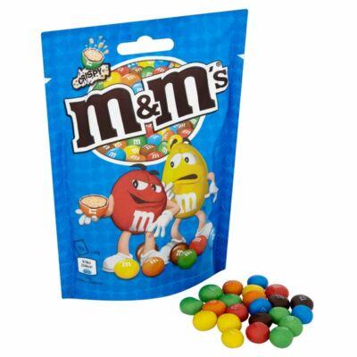 M&M's Crispy Treat Bag 107g