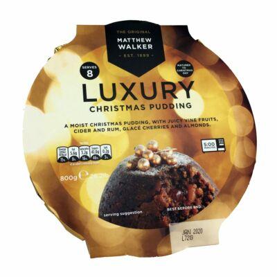 Matthew Walker Luxury Christmas Pudding 800g