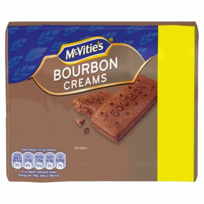 McVitie's Bourbon Creams 300g