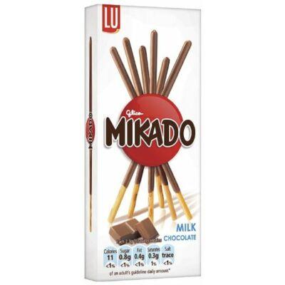 Mikado (Tejcsokoládéval bevont ropi pálcikák) 39g