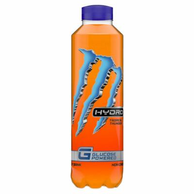 Monster Hydro Tropical Thunder 550ml 1.09PM