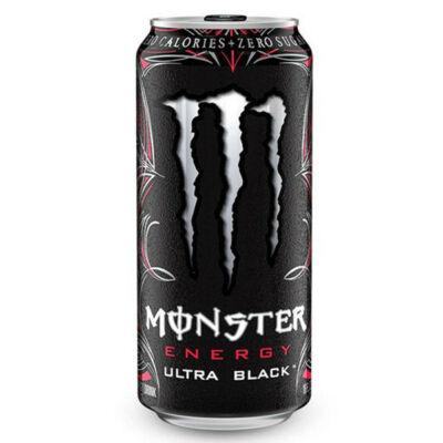 Monster Ultra Black [USA] 473ml