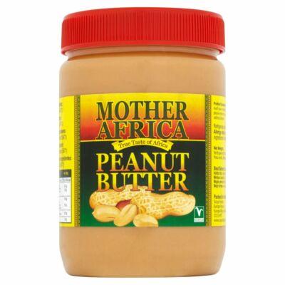 Mother Africa Natural Peanut Butter (mogyoróvaj) 500g