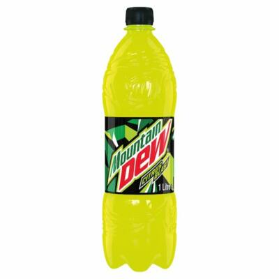 Mountain Dew Citrus Blast 1 liter