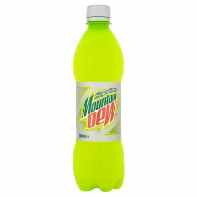 Mountain Dew Sugar Free 500ml
