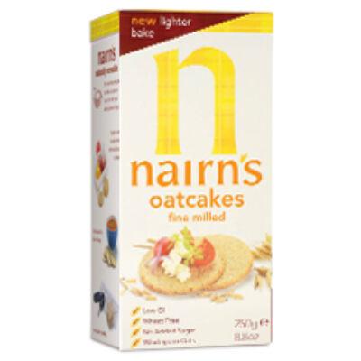 Nairn's Oatcakes Fine Milled (Skót zablepény)