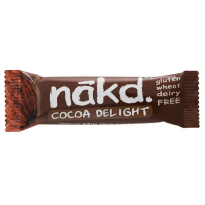 Nakd Free From Cocoa Delight Bar 35g