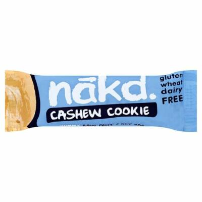 Nakd Free From Cashew Cookie Bar 35g