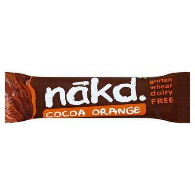 Nakd Free From Cocoa Orange Bar 35g