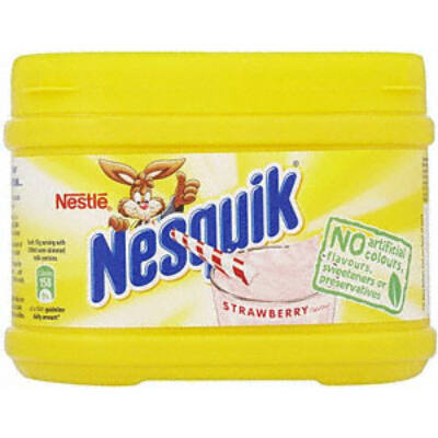 Nesquik Strawberry Milkshake 300g