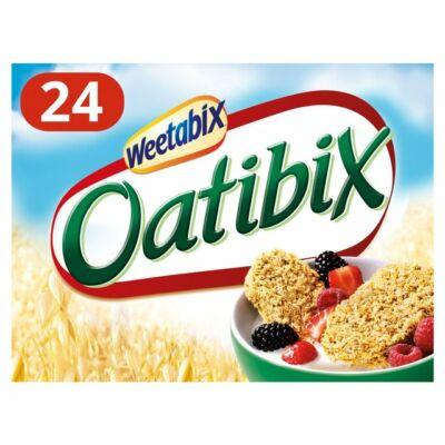 Weetabix Oatibix teljes kiőrlésû zabrudacskák 24db