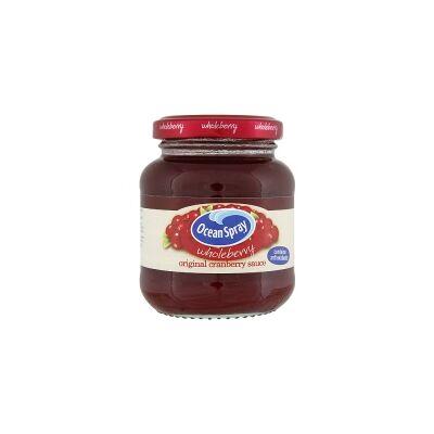 Ocean Spray Wholeberry Cranberry Sauce (Vörösáfonyaszósz)
