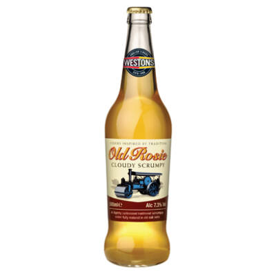 Old Rosie Scrumpy Cider (500 ml, 7,3%)