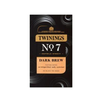 Twinings  Dark Brew - 40 db filter
